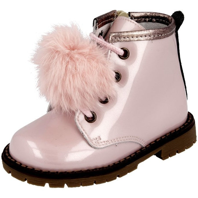 Andanines Pink Boots