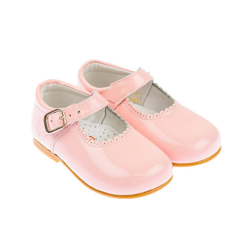 Andanines Pink Mary Jane Shoes