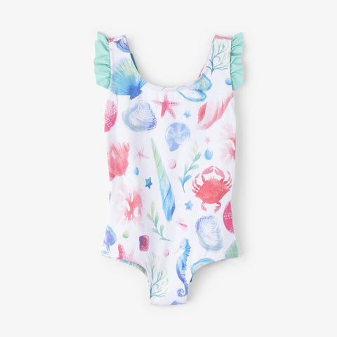Hatley 'Ocean Treasures' Swimsuit