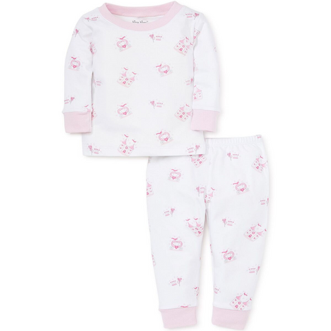 Kissy Kissy 'Princess Castle' PJ Set