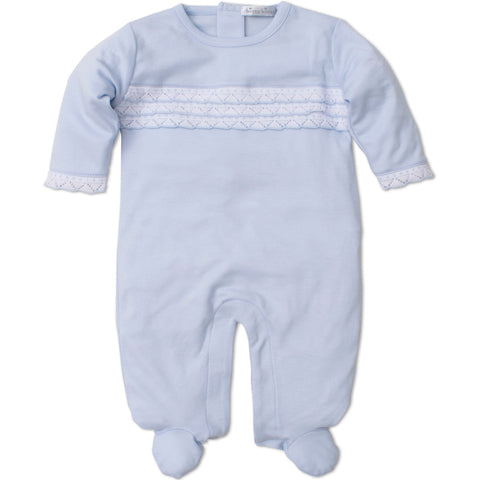 Kissy Kissy 'Happy Homecoming' Blue Babygrow