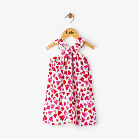 Hatley 'Juicy Watermelon' Design Dress