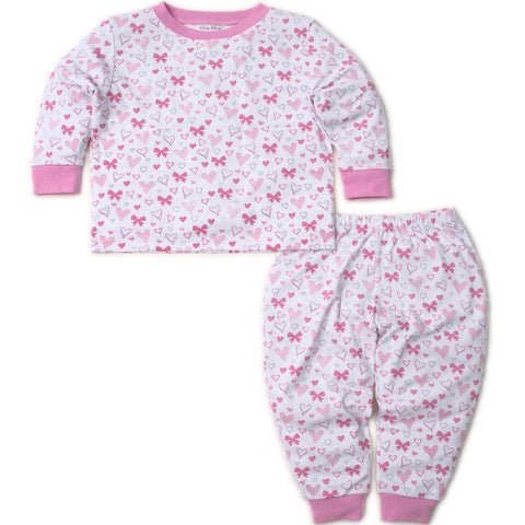 Kissy Kissy 'Hearts Abound' PJ Set