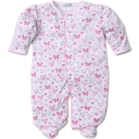 Kissy Kissy 'Hearts Abound' Babygrow