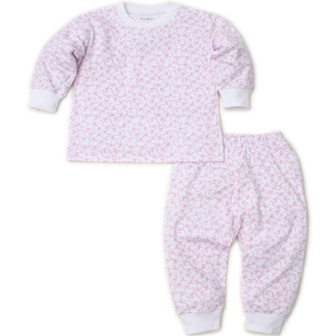 Kissy Kissy 'Twirly Toes' PJ Set