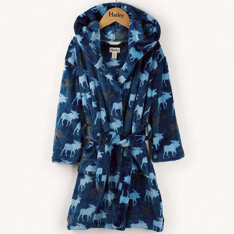 Hatley 'Moose' Bathrobe