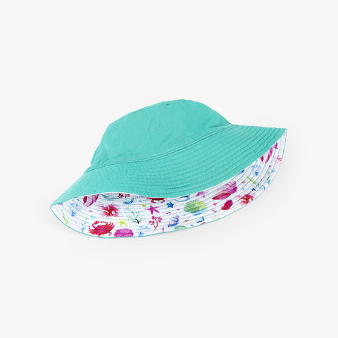 Hatley 'Ocean Treasure's' Reversible Sun Hat