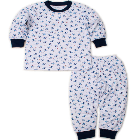 Kissy Kissy 'Sky Riding' PJ Set