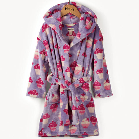 Hatley 'Cupcake' Bathrobe