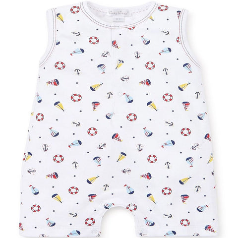 Kissy Kissy 'Summer Sails' Romper