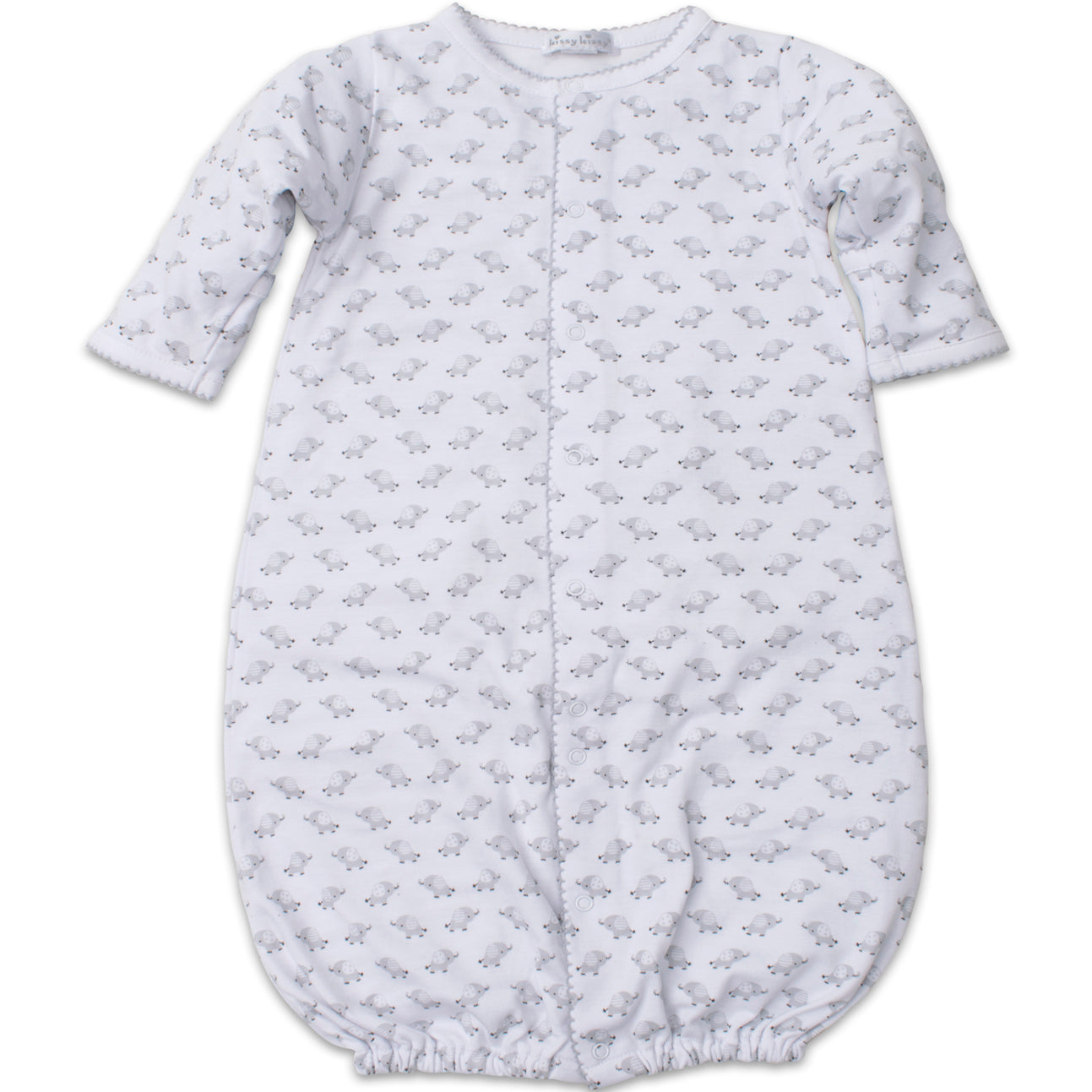 Kissy Kissy 'Baby Trunks' Converter Gown