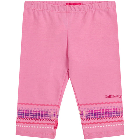 Lelli Kelly Pink Leggings