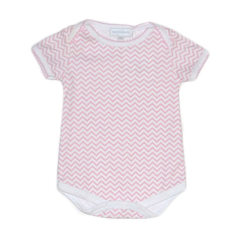 Magnolia Baby Pink Chevron Design Body