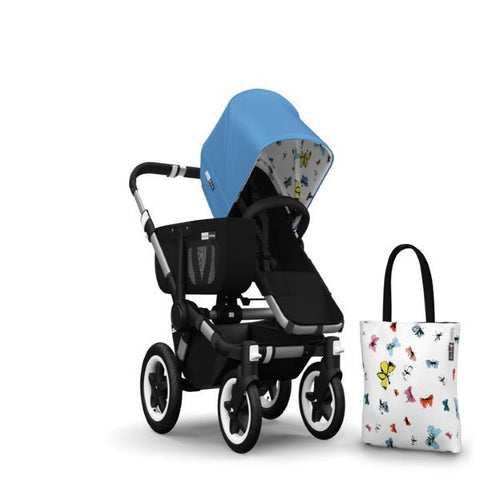 Bugaboo Donkey Limited Edition Hood and Tote Bag