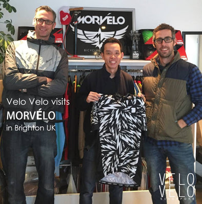 Interview with Morvelo Founders