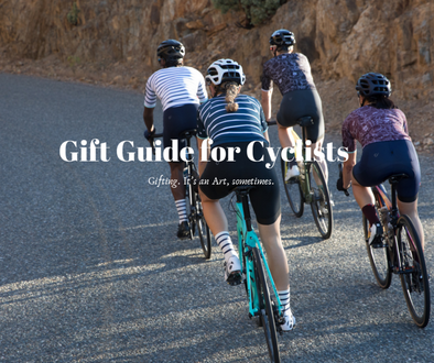 A Gift Guide for the Cyclists in your life