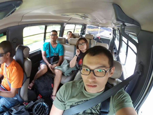 Velo Club KL RoadTrip 2017