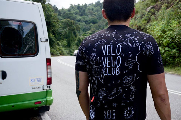 Velo Club 2017 KL Broga Loop Rest Point