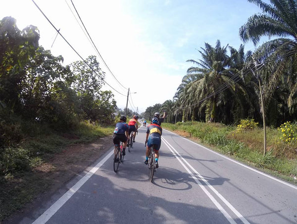 Velo Club KL 2017 Broga Loop