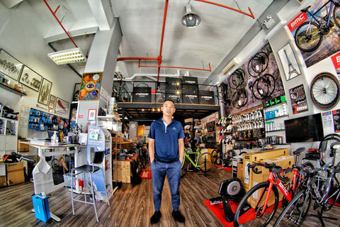 Nat OneBike Asia Shop Front