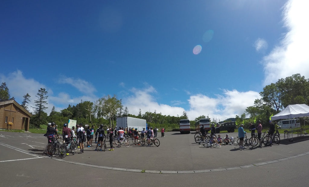 Niseko Classic Velo Travel After Race