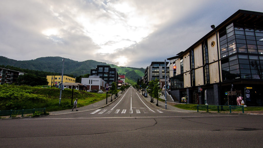 Niseko Velo Travel Road trip