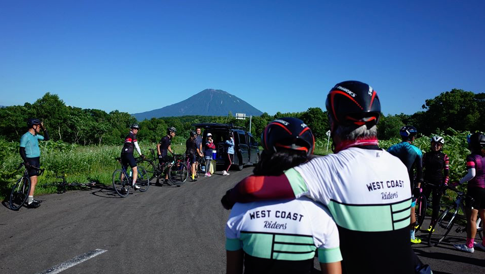 Mount Waisuhorun Niseko Velo Travel