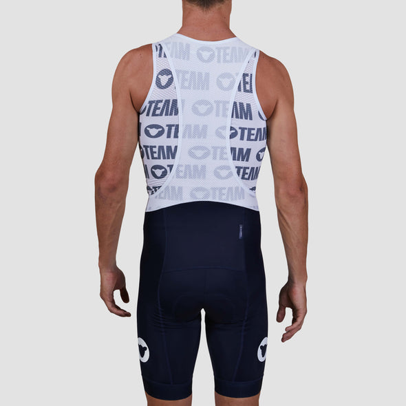 Navy Essentials Team Men's Bib