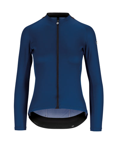 Caleum Blue UMA GT Summer Long Sleeve Women's Jersey
