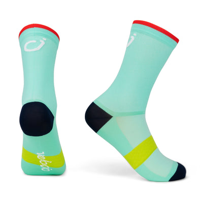 Celeste Block Signature Sock