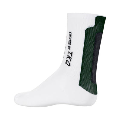 White Limited Edition Socks