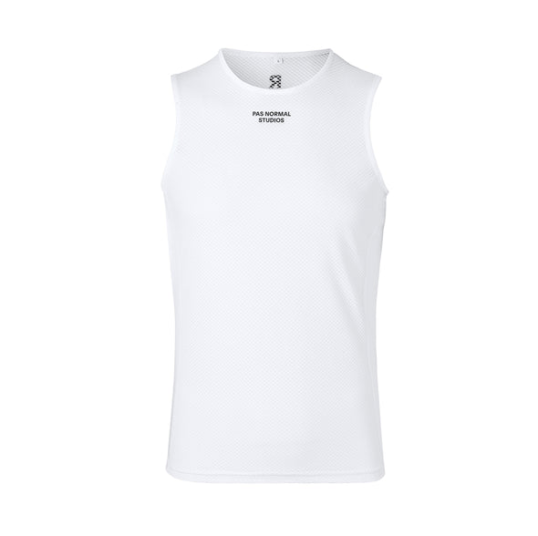White Baselayer Sleeveless