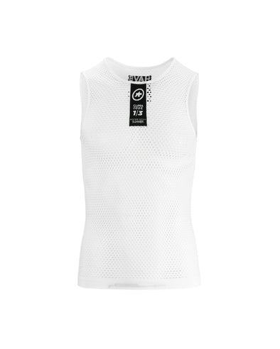 Holy White Skinfoil NS Summer Baselayer