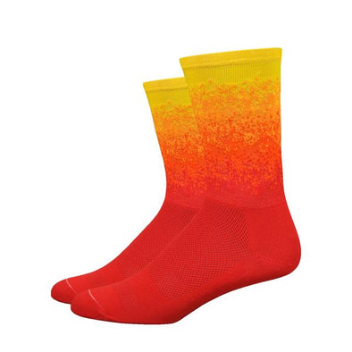 "Barnstormer 6"" Ombre Sunrise (Red/Orange/Yellow)"