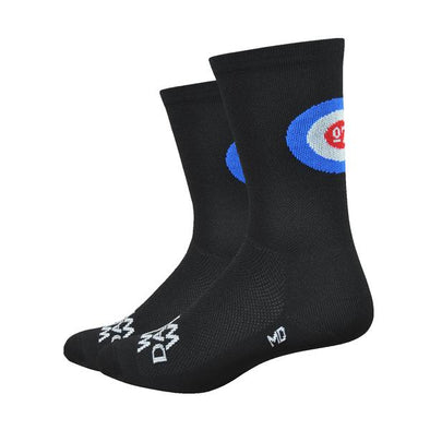 "SaKO7 6"" Battle Sock (Black)"