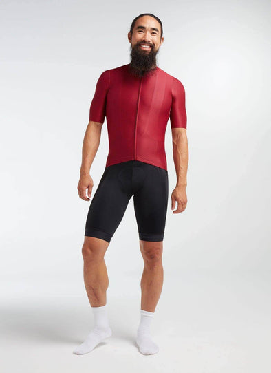 Jester Red Hatch Essentials TEAM Men's Jersey