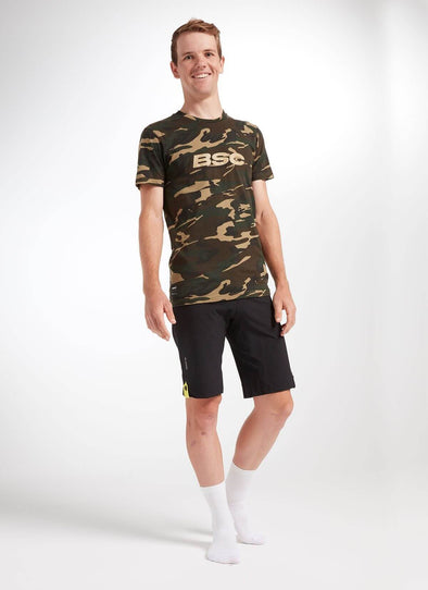 Forest Camo Adventure ActiveCotton Men's T-shirt