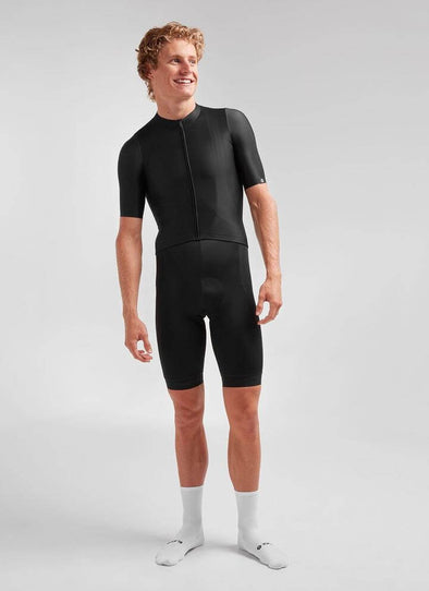 Black Essentials TEAM Men's Jersey