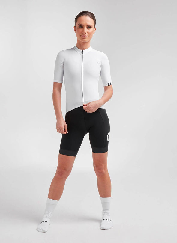 White Essentials Team Women's Jersey