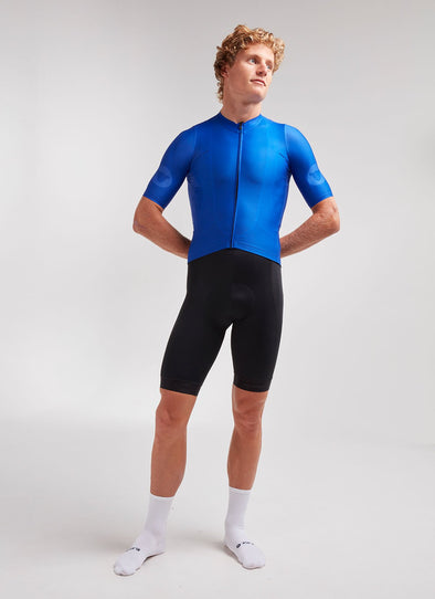 Racing Blue Essentials TEAM Men's Jersey