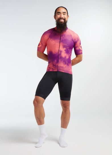 Coral/ Purple Acid Essentials TOUR Men's Jersey