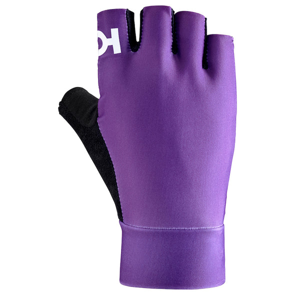Purple Icon Gloves