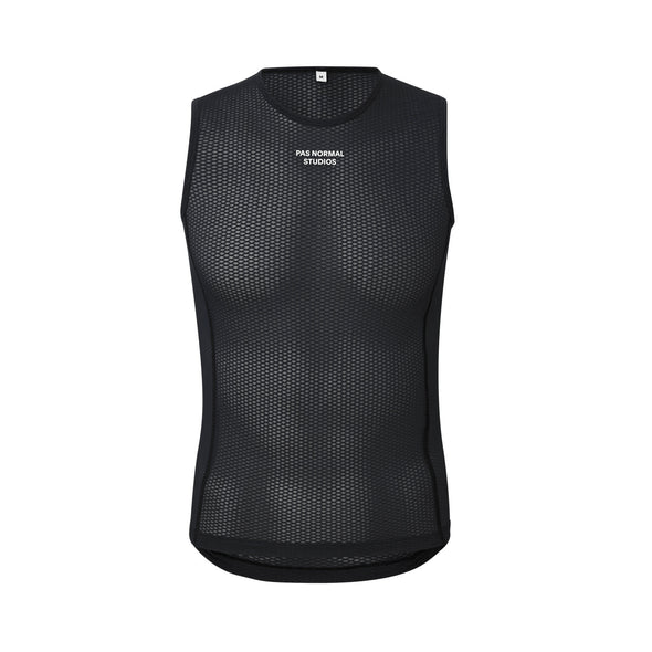 Black Baselayer Sleeveless
