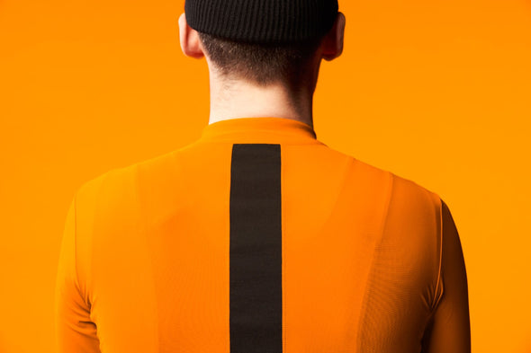 Orange Heiko Men's Jersey