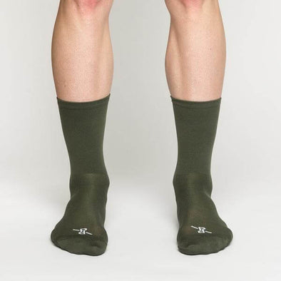 Khaki Signature PLTN Socks
