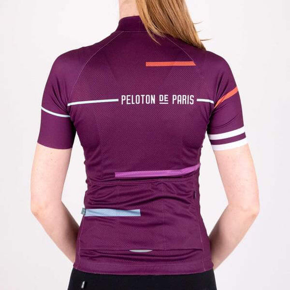 Deep Purple Laser Domestique Women's Jersey