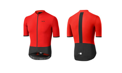 Red Heiko Men's Jersey