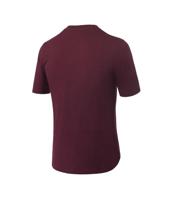 Burgundy Kyoto Gravel T-shirt