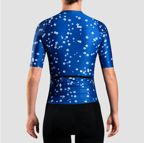 Daisy Racing Blue Team Women's Jersey
