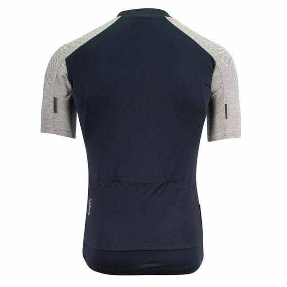 Navy Micromodal Men's Trail Jersey